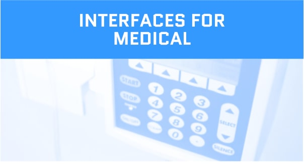 Interfaces for Medical Image